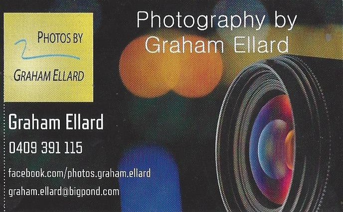 Photography By Graham Ellard